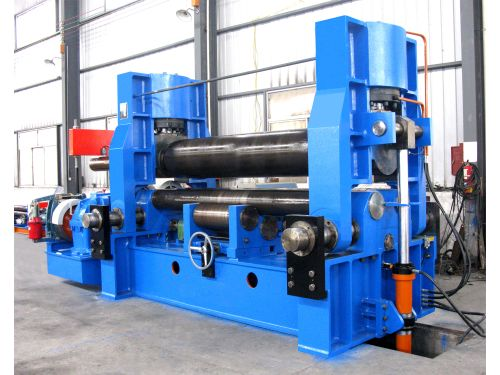Three Roller Special Rolling Machine